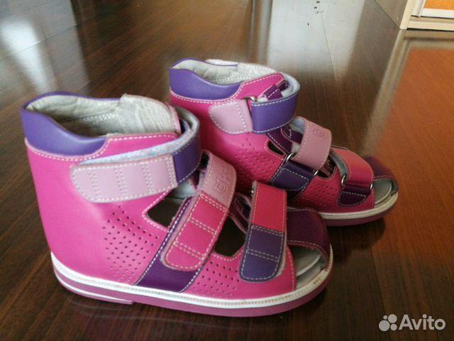 b8ebabbeed9f1 Детская ортопедическая обувь купить в Хабаровском крае на Avito ...