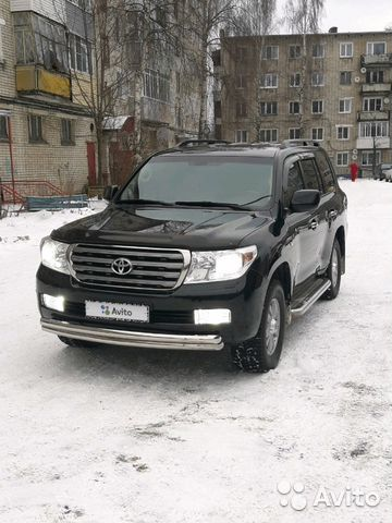 Toyota Land Cruiser, 2008 89101919119 купить 1