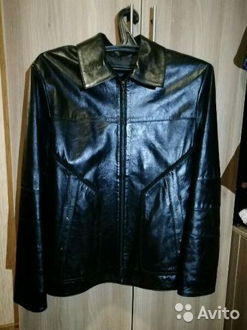 Куртка кожаная 89107792257 купить 4