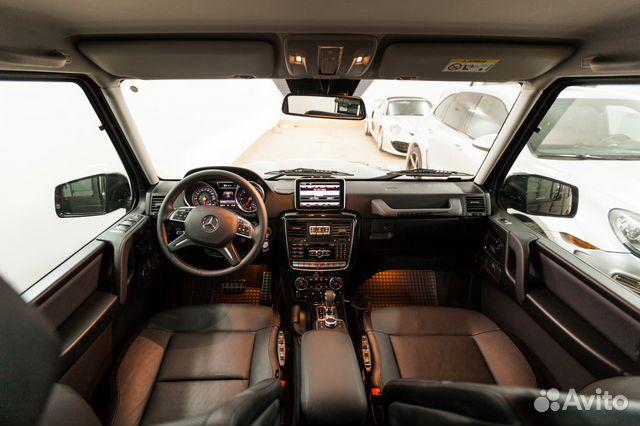 Купить Mercedes-Benz G-класс пробег 1 431.00 км 2016 год выпуска