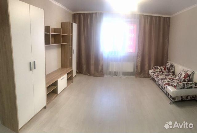 Продается квартира-cтудия за 3 080 000 рублей. Московская обл, г Домодедово, мкр Южный, ул Курыжова, д 30.