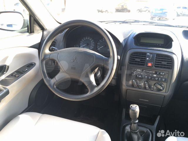 Купить Mitsubishi Carisma пробег 130 000.00 км 2003 год выпуска