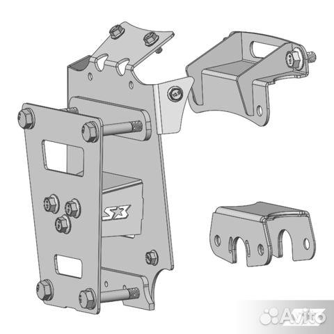 S3 SPS-S3117 Усиление передних рычагов maverick X3 купить 1