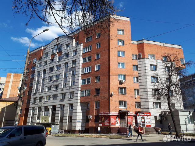 Продается однокомнатная квартира за 3 450 000 рублей. г Нижний Новгород, ул Белинского.