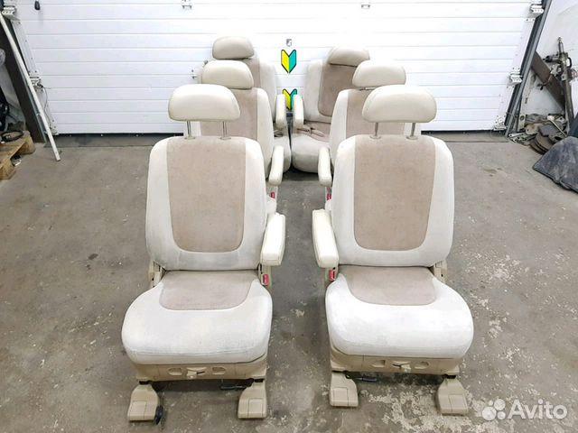 89625003353 Сидения комплект Nissan Presage, HU30