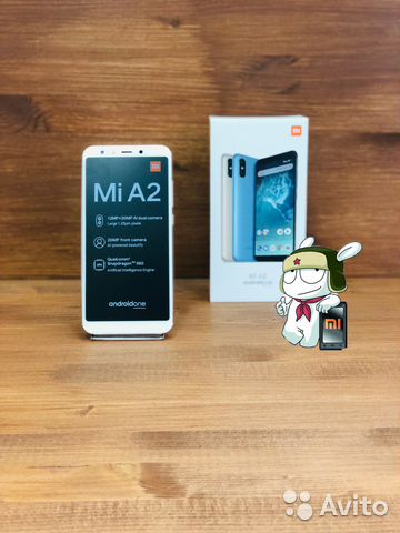 Xiaomi MiA 2 4/32Gb Gold