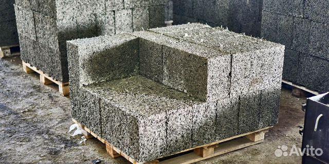 арболитовые блоки производство