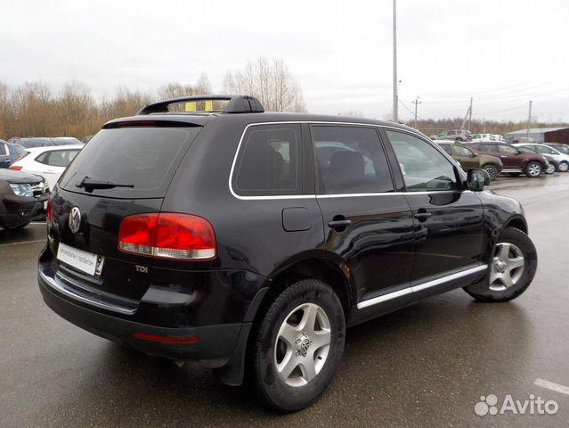 Купить Volkswagen Touareg пробег 274 000.00 км 2005 год выпуска