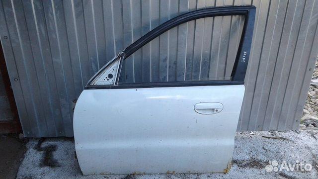 89226688886 Дверь передняя левая (Chevrolet Lanos)