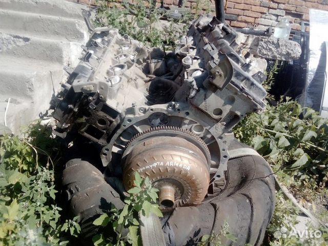 89026196331 Двигатель Nissan Armada VK56DE 2003-2016