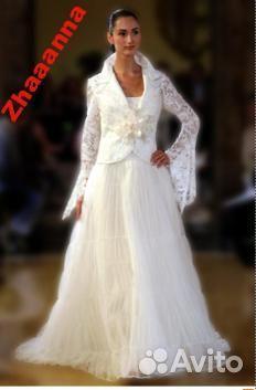 Жакеты на свадебное платье купить