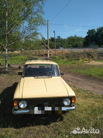 Москвич 412, 1989 купить 2