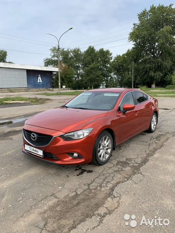 Mazda 6, 2013  89815531730 купить 2