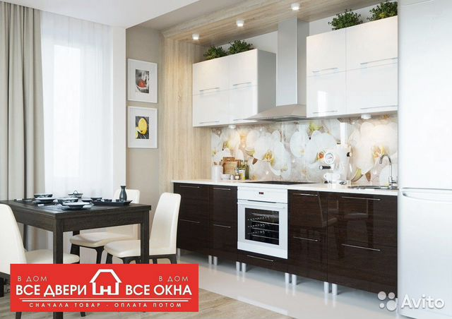Кухонный гарнитур Евро Egger Лофт 89271258545 купить 2