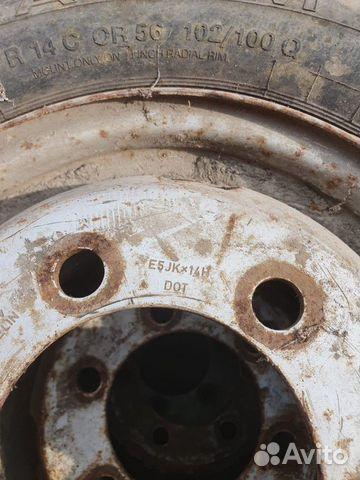 Колеса в сборе Volkswagen LT 40 1992 года 89529534351 купить 5