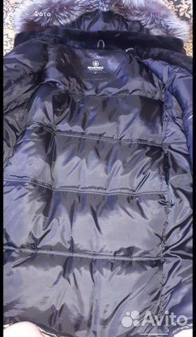 Кожаная куртка с натуральной черно 89513830222 купить 4