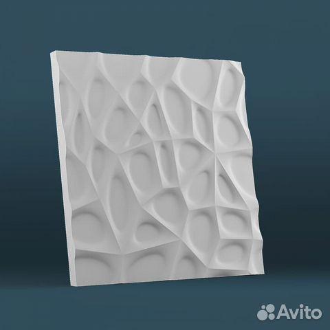 Изготовление гипсорвых 3d панелей