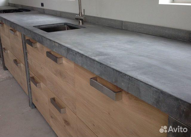 Столешницы из бетона купить светопропускаемый бетон