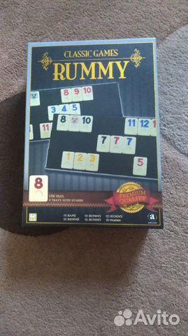 Румми настольная игра  89836017461 купить 1