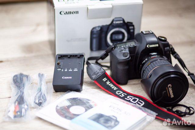 Canon 5D mark ii+ объектив 28-135 мм 89608557863 купить 3