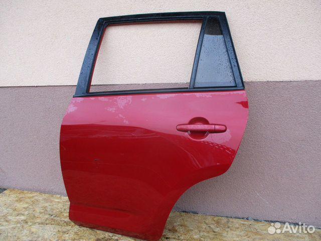 Дверь левая задняя Toyota RAF4 комплектная 89013900028 купить 2