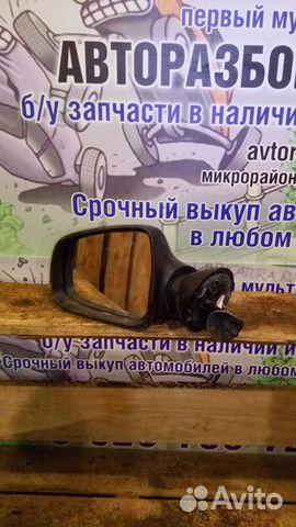 Зеркало левое Renault Logan 1 фаза2 89207897276 купить 2