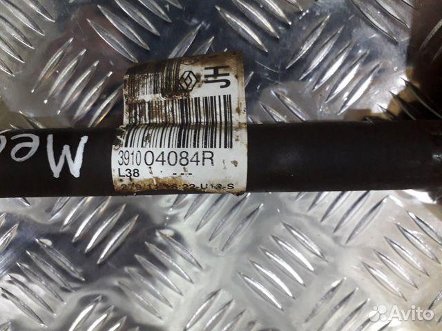 Привод правый Меган 3, Флюенс 1,6 л АКПП 89501711190 купить 4