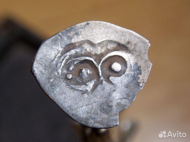 Монета рязанского княжества. Вес 0,9 г. Доставка п 89534407839 купить 1
