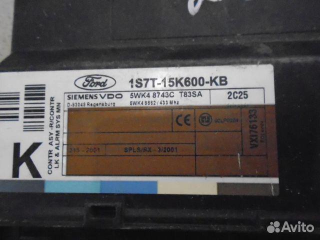 Блок комфорта Форд Фокус 1 1998-2005 83433845730 купить 2