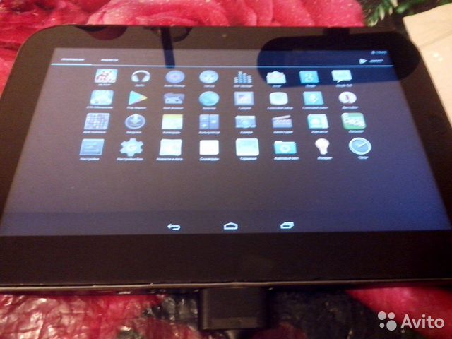 Планшет Lenovo Ideapad K1 64gb 89006345759 купить 6