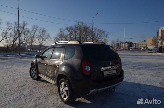 Renault Duster, 2014 89129705541 купить 3