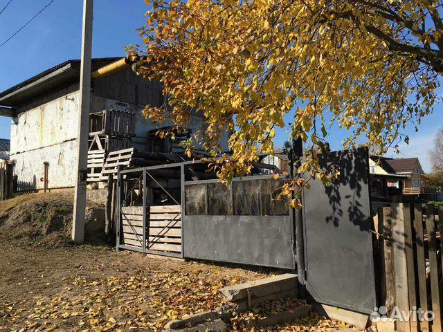 Дом 60 м² на участке 10 сот. 89156319487 купить 2
