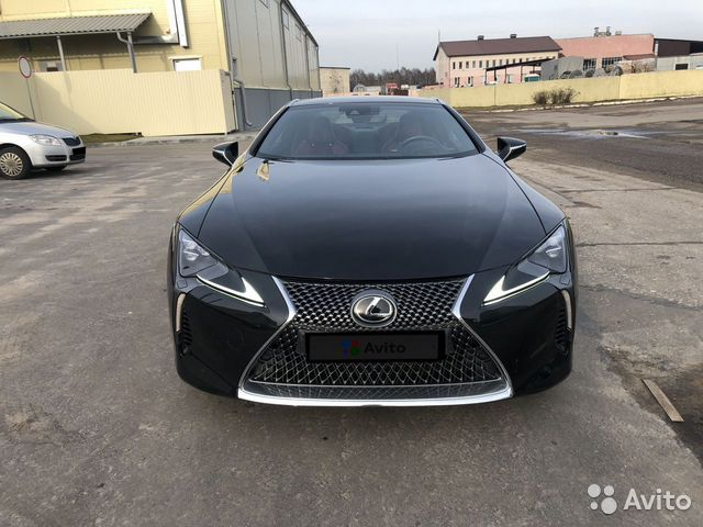 Lexus LC, 2017 купить 2