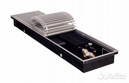Конвектор внутрипольный Gekon Vent 1300*300*140