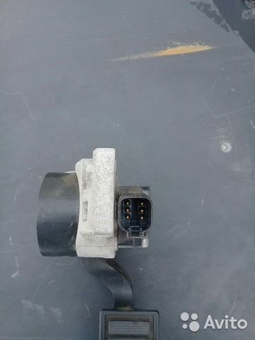 Педаль акселератора на вольво фш автомат 2007