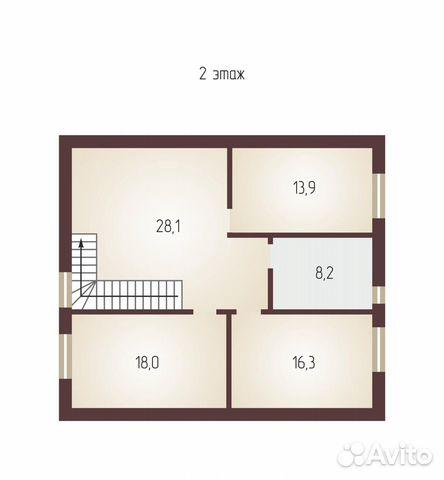 Дом 218.2 м² на участке 8 сот. 89186248142 купить 6