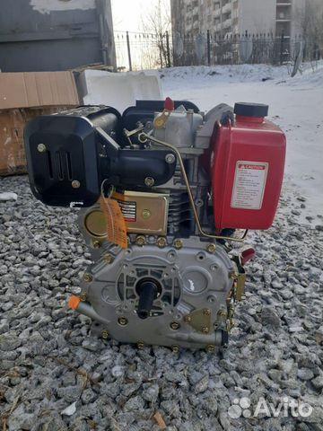 Двигатель одноцилиндровый дизельный