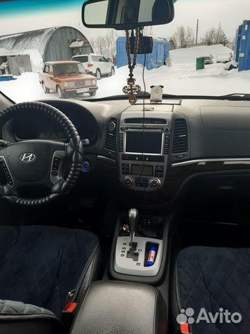 Hyundai Santa Fe, 2011 купить 7