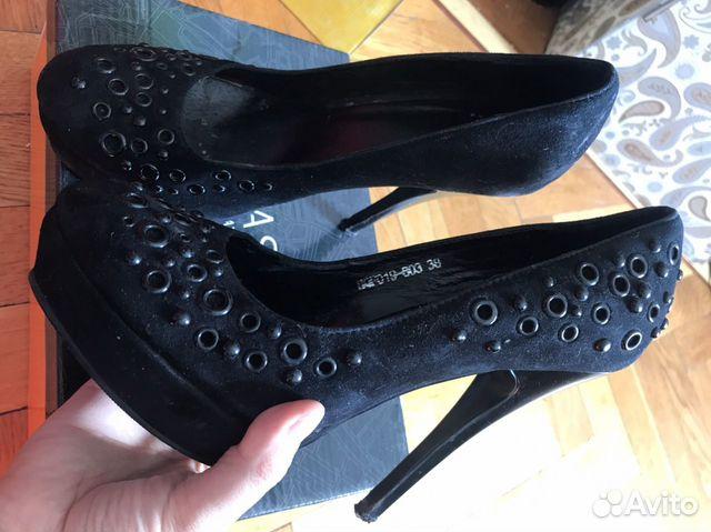 Туфли на шпильке  89537669154 купить 2