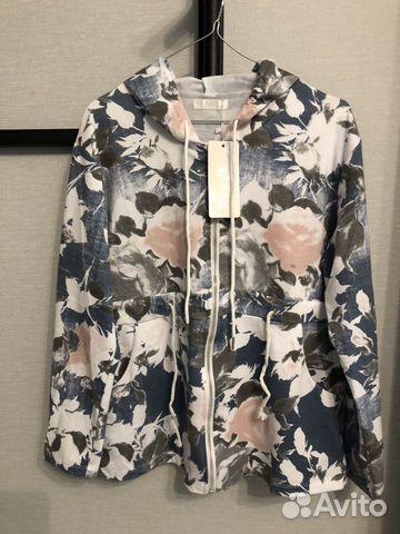 Легкая куртка /50 размер 89114055095 купить 1