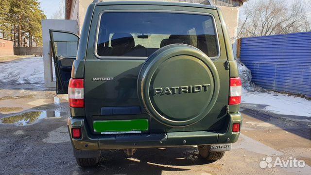 УАЗ Patriot, 2014 купить 2