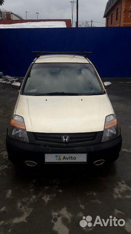Honda Stream, 2001 купить 6