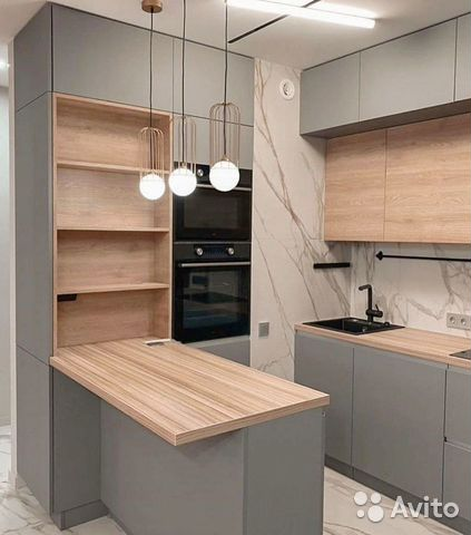 Кухня 2900 параллельная