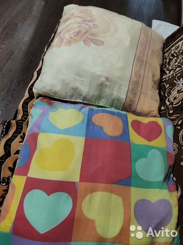Подушки - Одеяла