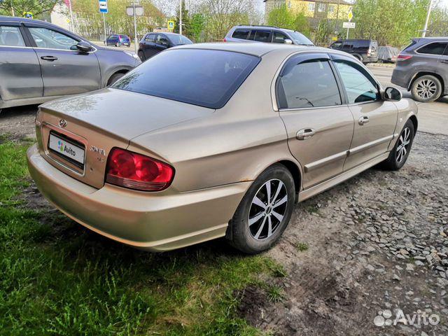 Hyundai Sonata, 2006 89822206526 купить 5
