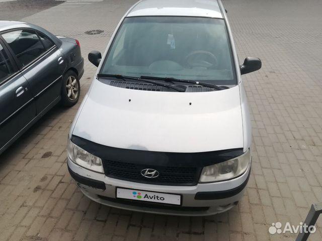 Hyundai Matrix, 2006 buy 7