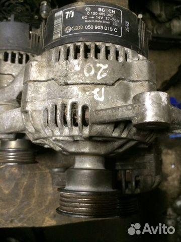 Генератор 70А Audi B4 050903015C— фотография №1