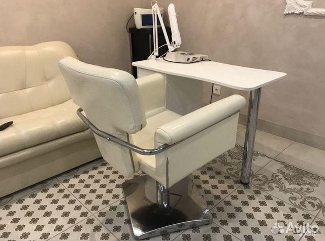 Кресло парикмахера, кабинет с кушеткой, салон крас 89201920430 купить 2