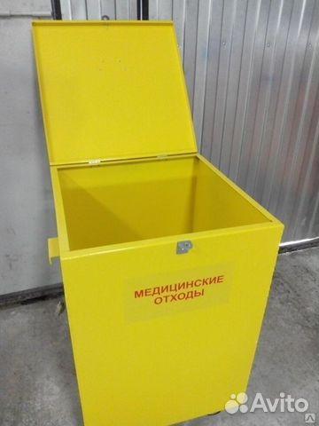 Контейнер для мусора тбо и тко бак, бункер купить 3