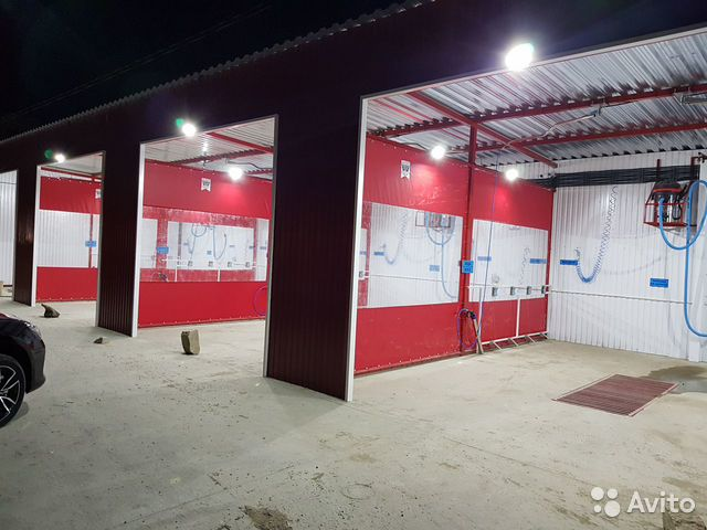The equipment for car washes self-service 89896543300 buy 3